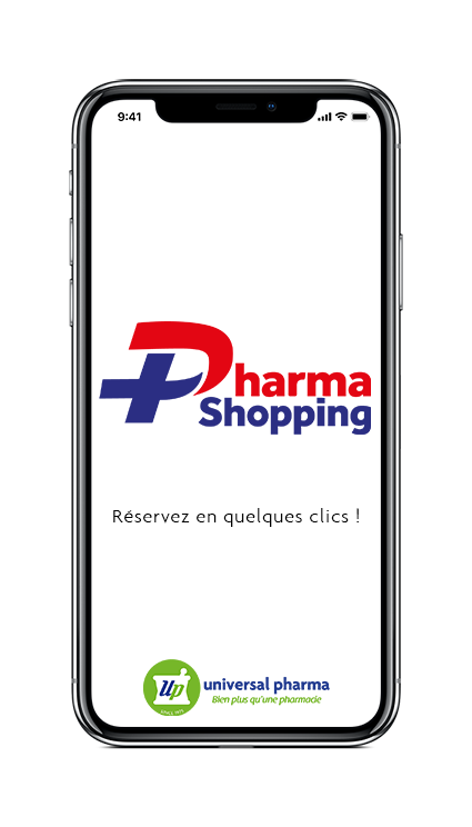 Application Pharma Shopping